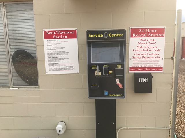 Kiosk Service In Texarkana, TX