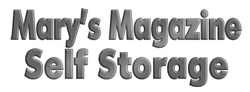 Mary's Magazine Self Storage