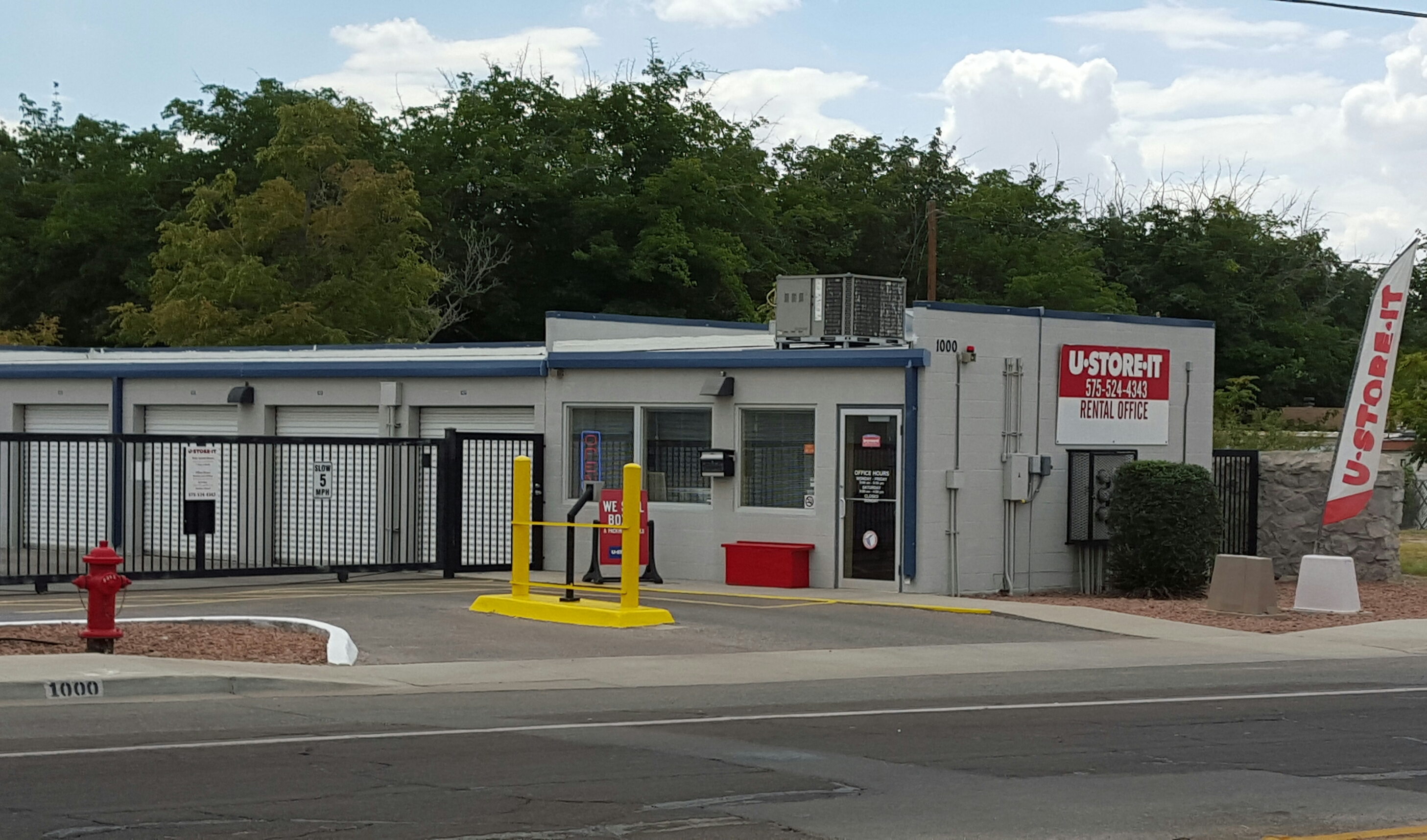 U-Store-It Facility in Las Cruces, NM