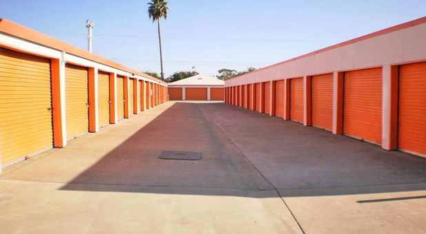Drive-up Storage Units at Sentry Storage Elk Grove II