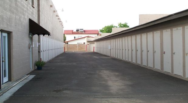 Secure Outdoor Storage Units at Affordable Self Storage