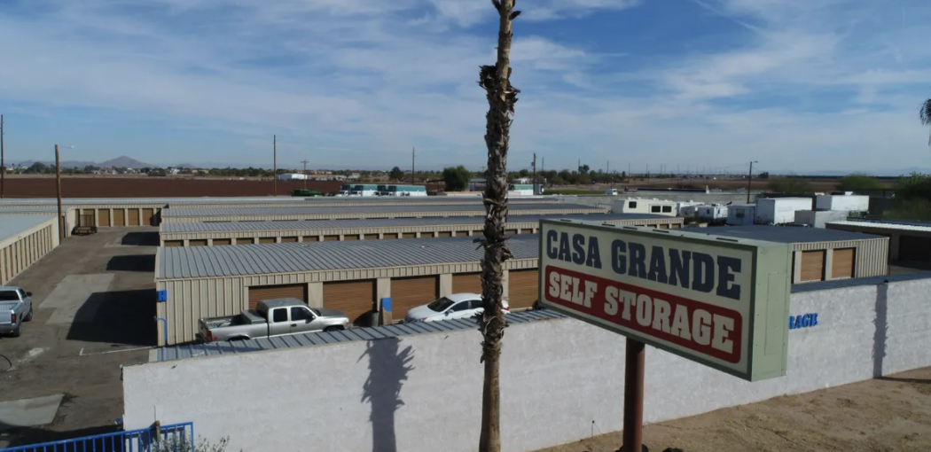 Outdoor Boat, RV, and Trailer Parking in Casa Grande, AZ