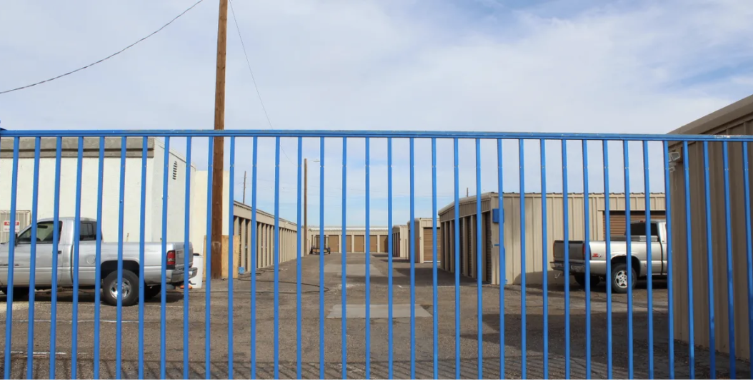 Securely Fenced & Gated - Casa Grande Self Storage