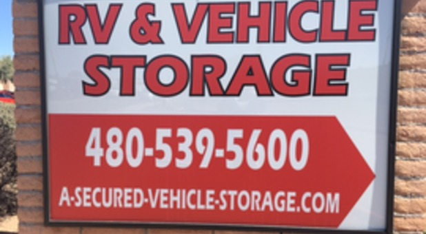 A-Secured RV & Vehicle Storage