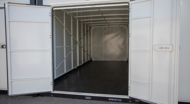 Convenient Drive Up Access at Bennett Mini Storage