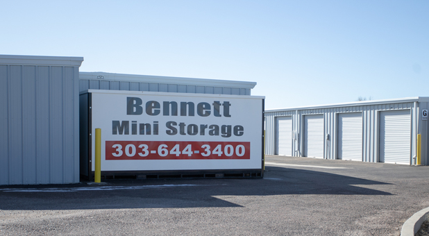 Bennett Mini Storage in Bennett, CO