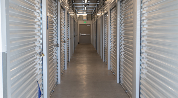 Indoor Self Storage Units at Bennett Mini Storage in Bennett, CO