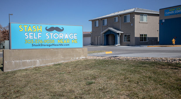 Stash Self Storage Near Me - Green Valley Ranch