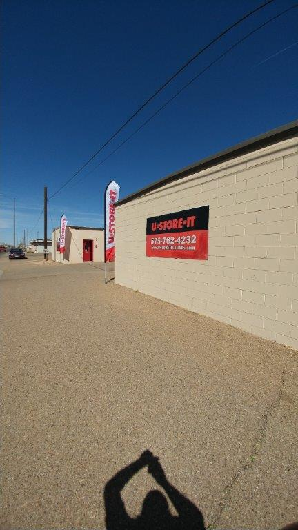 U-Store-It Clovis, NM Facility Building
