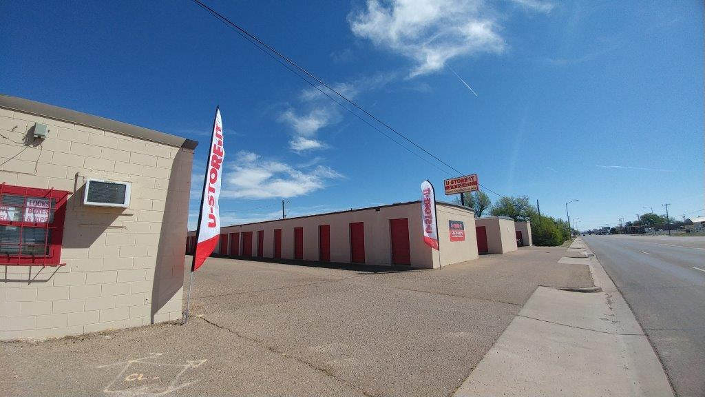 Self Storage in Clovis, NM
