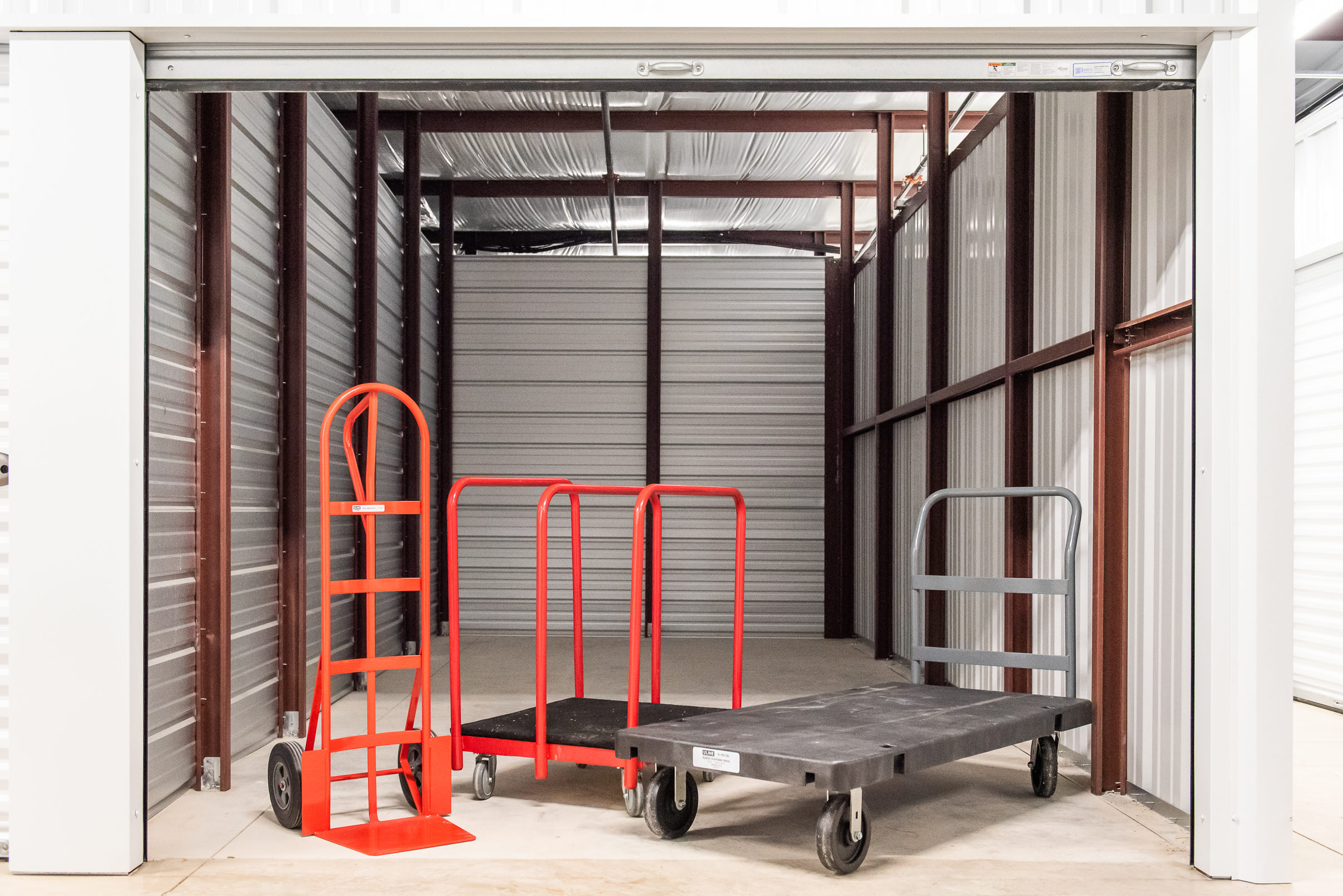 Climate Controlled Storage Units Rogers AR