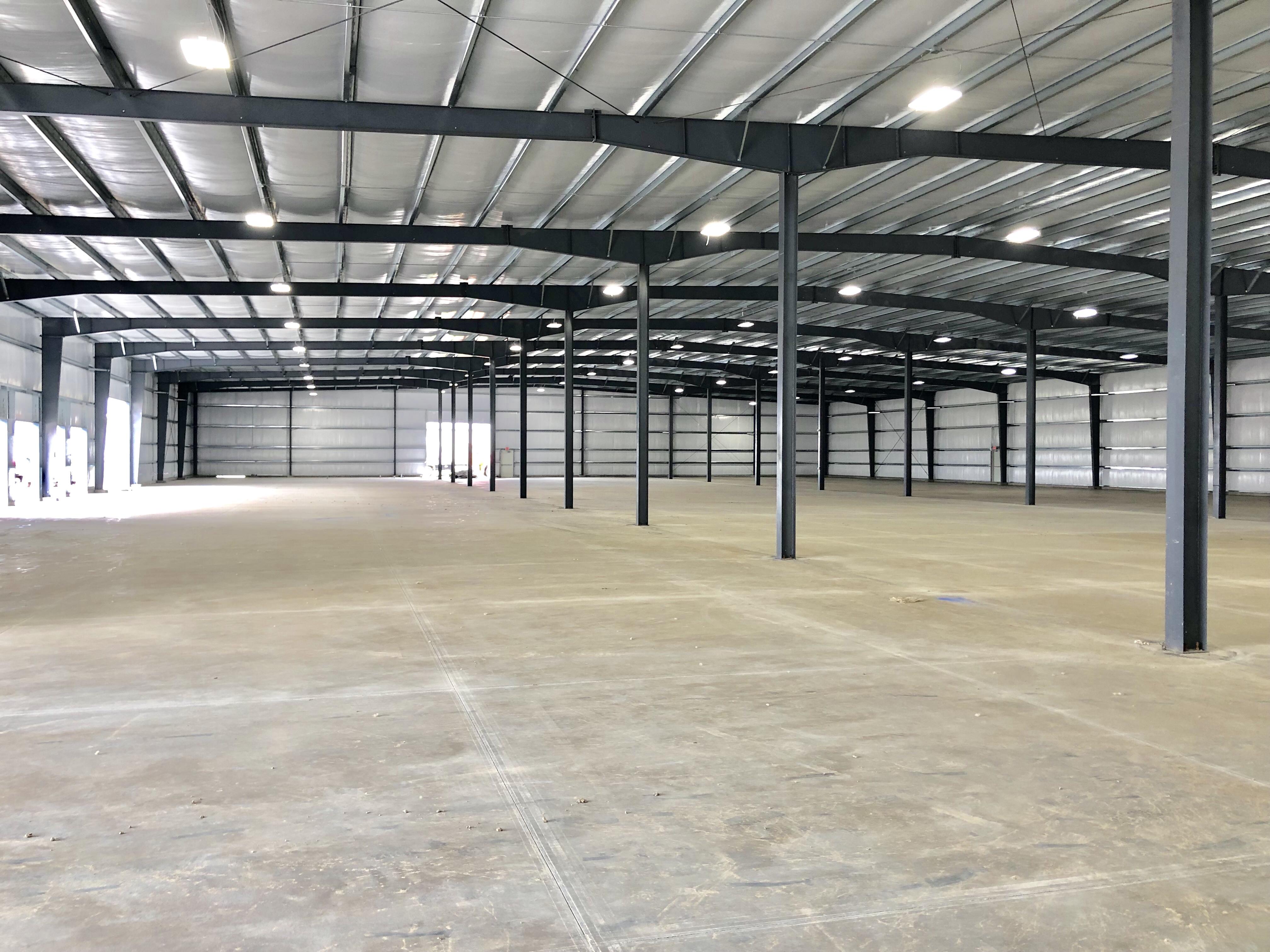 indoor parking in Effingham, IL