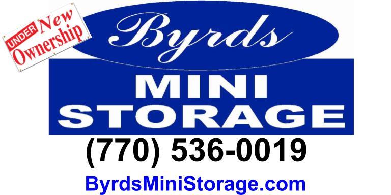 Byrd's Mini Storage - Dorsey St.