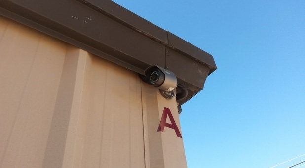 Security Cameras in Security Features in Gainesville, GA