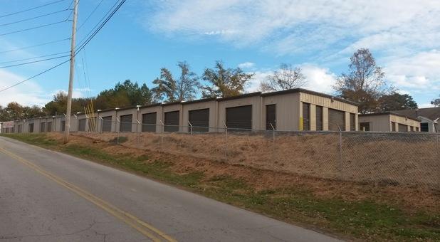Byrd's Mini Storage - Gainesville