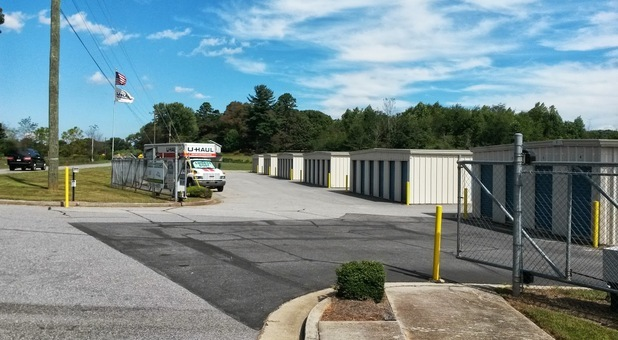 Self Storage Units in Murrayville, GA