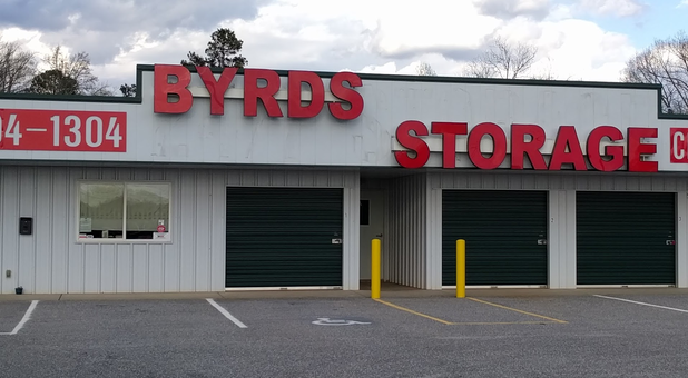 Byrd's Mini Storage - Charlie Davis Rd
