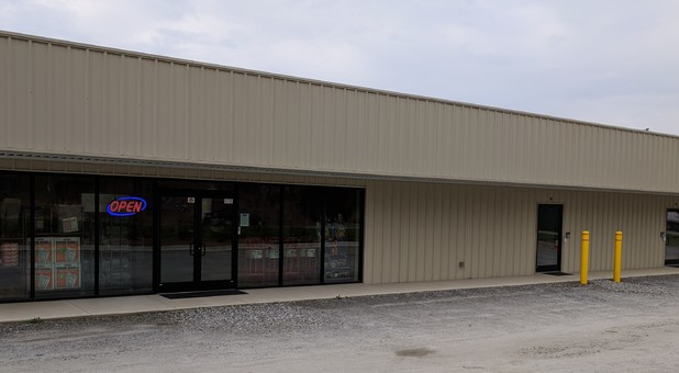 Front Office at Byrd's Mini Storage in Dawsonville, GA