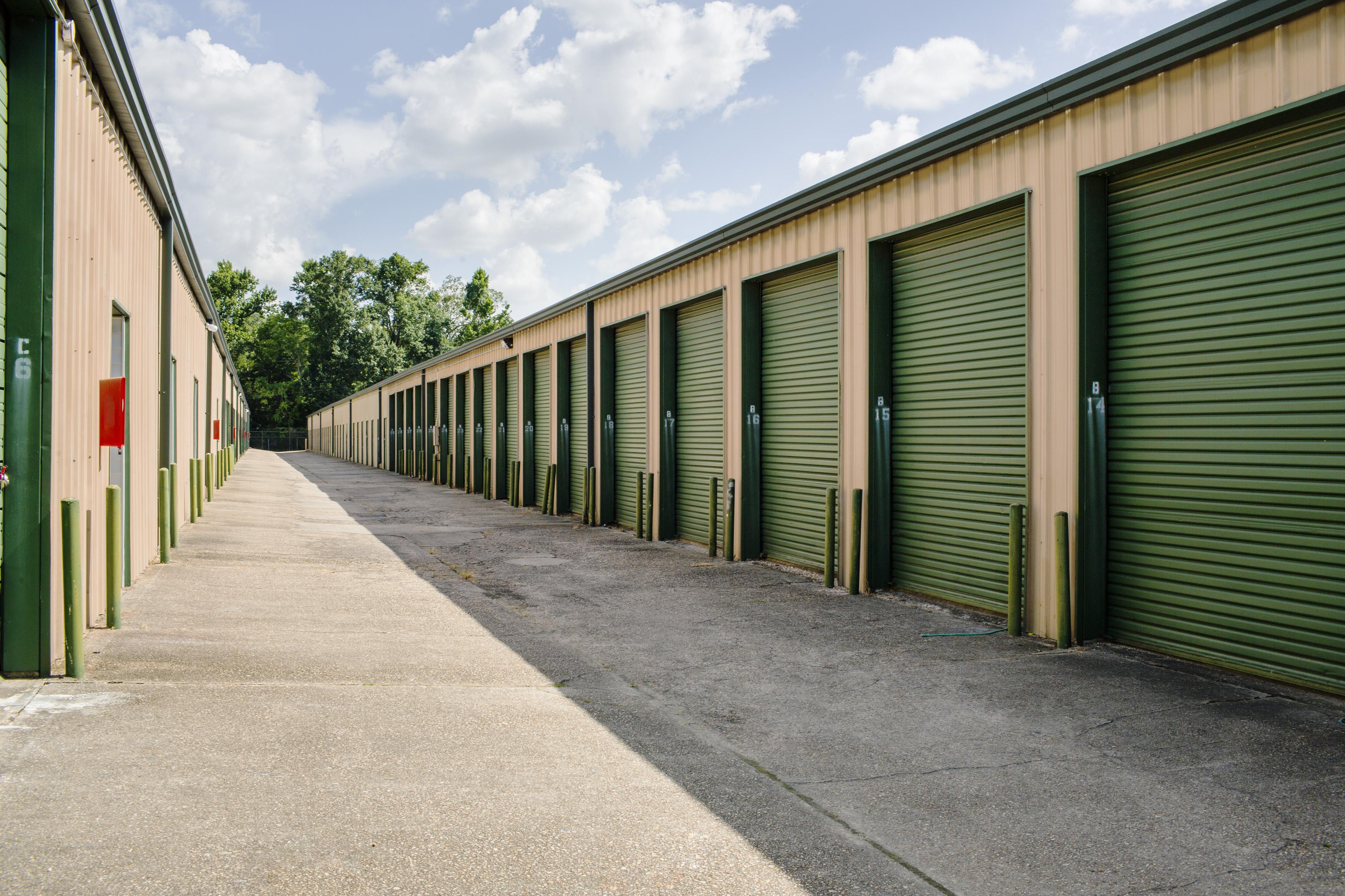 drive up storage in baton rouge, la
