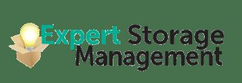 Expert Storage Management Logo