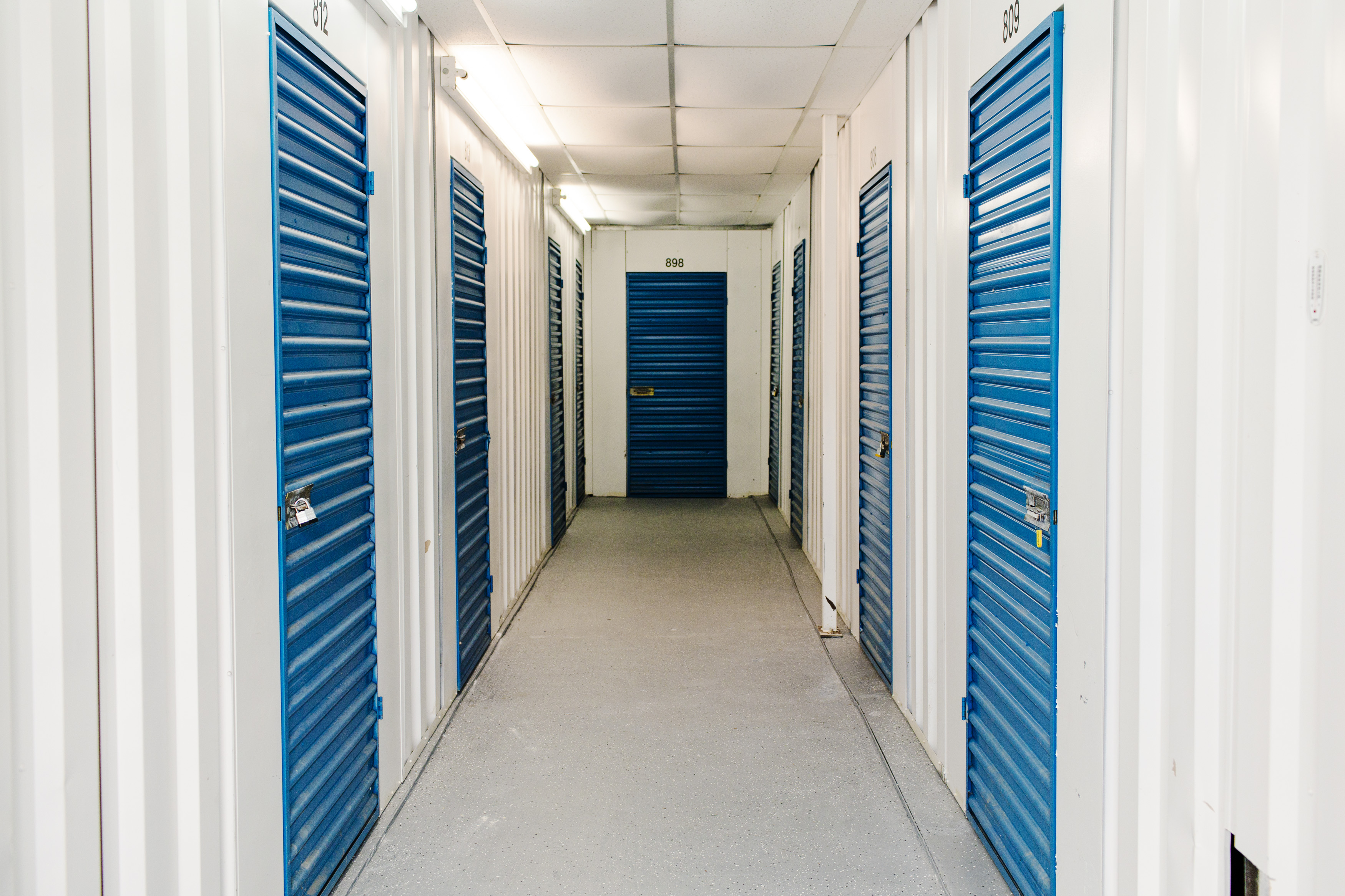 Interior Storage in Baton Rouge, LA