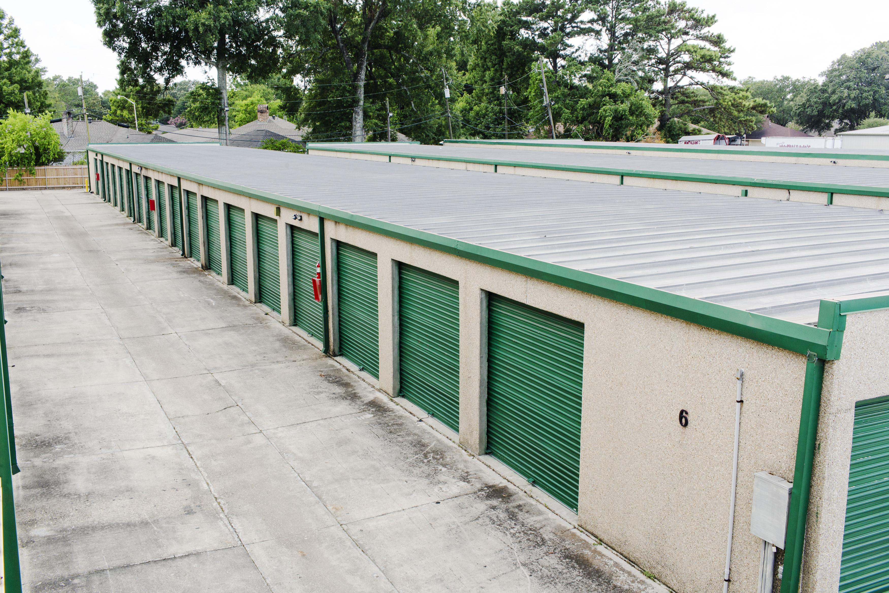 Drive up access storage in Baton Rouge, LA