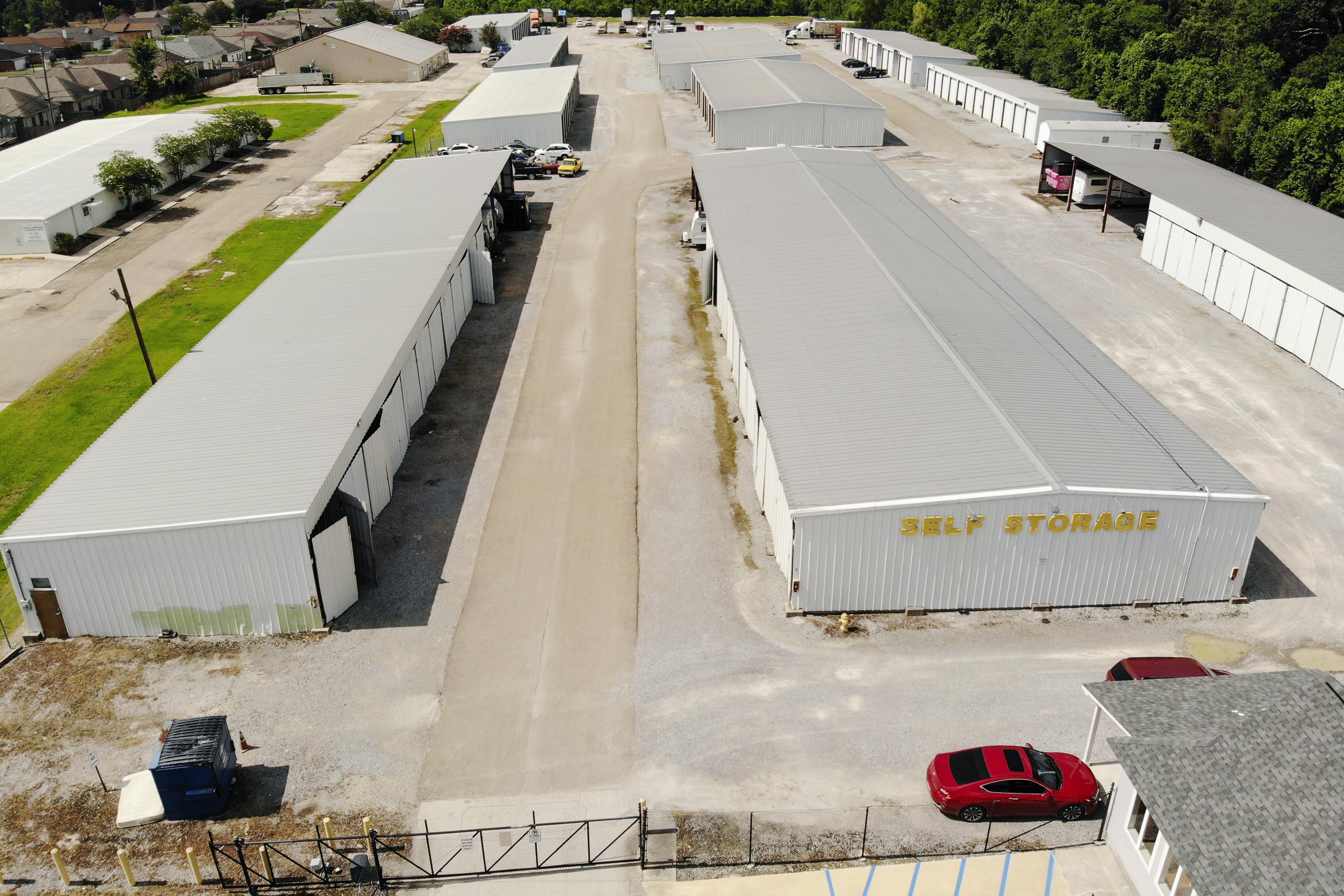 Self storage in Baton Rouge, LA