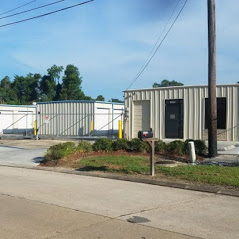 front entrance to storage boss on lamonte dr in hammond, la