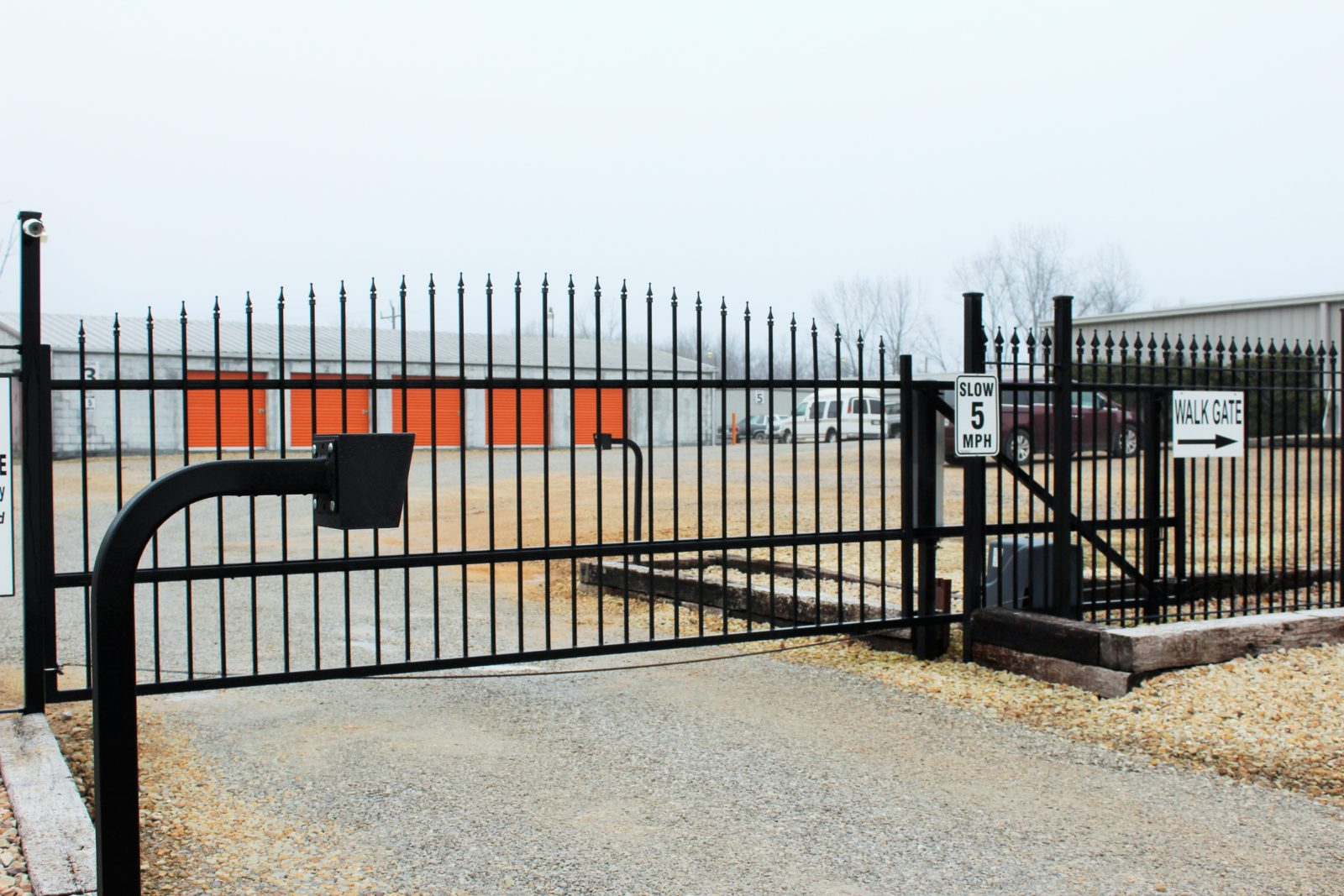 fenced and gated storage in sewanee, tn