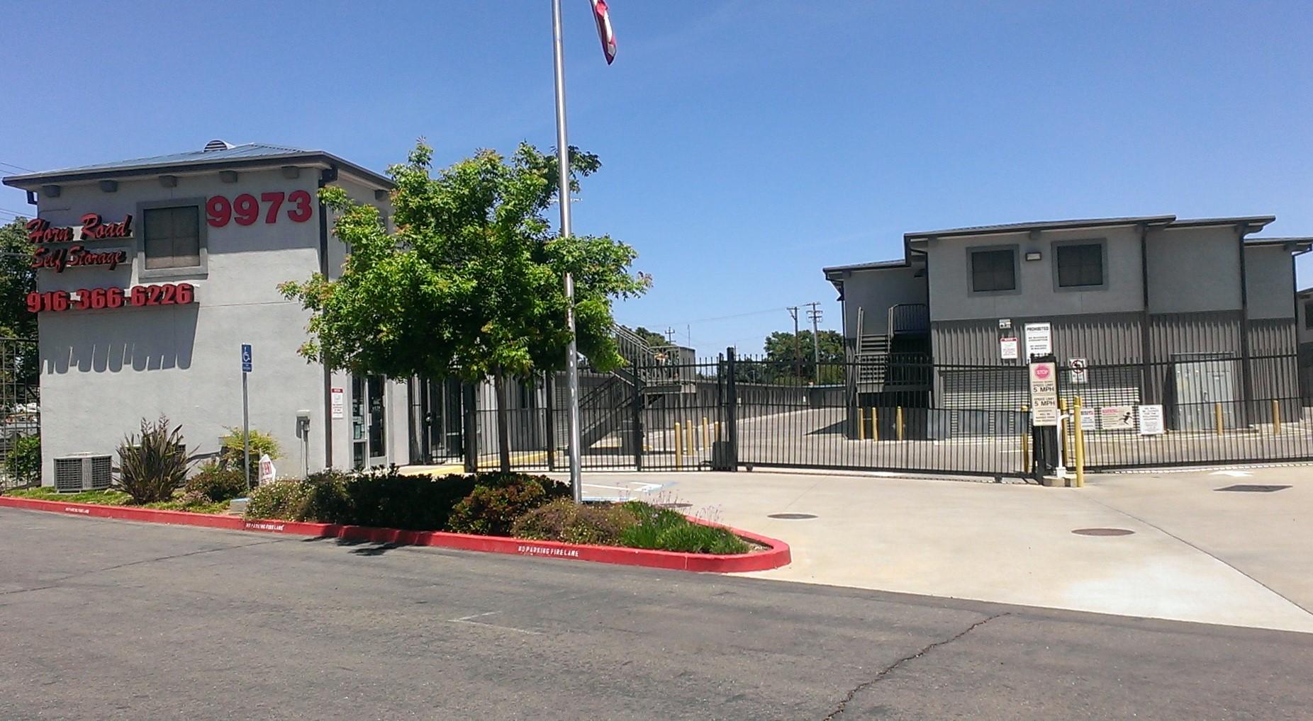 Storage Facility in Sacramento, CA