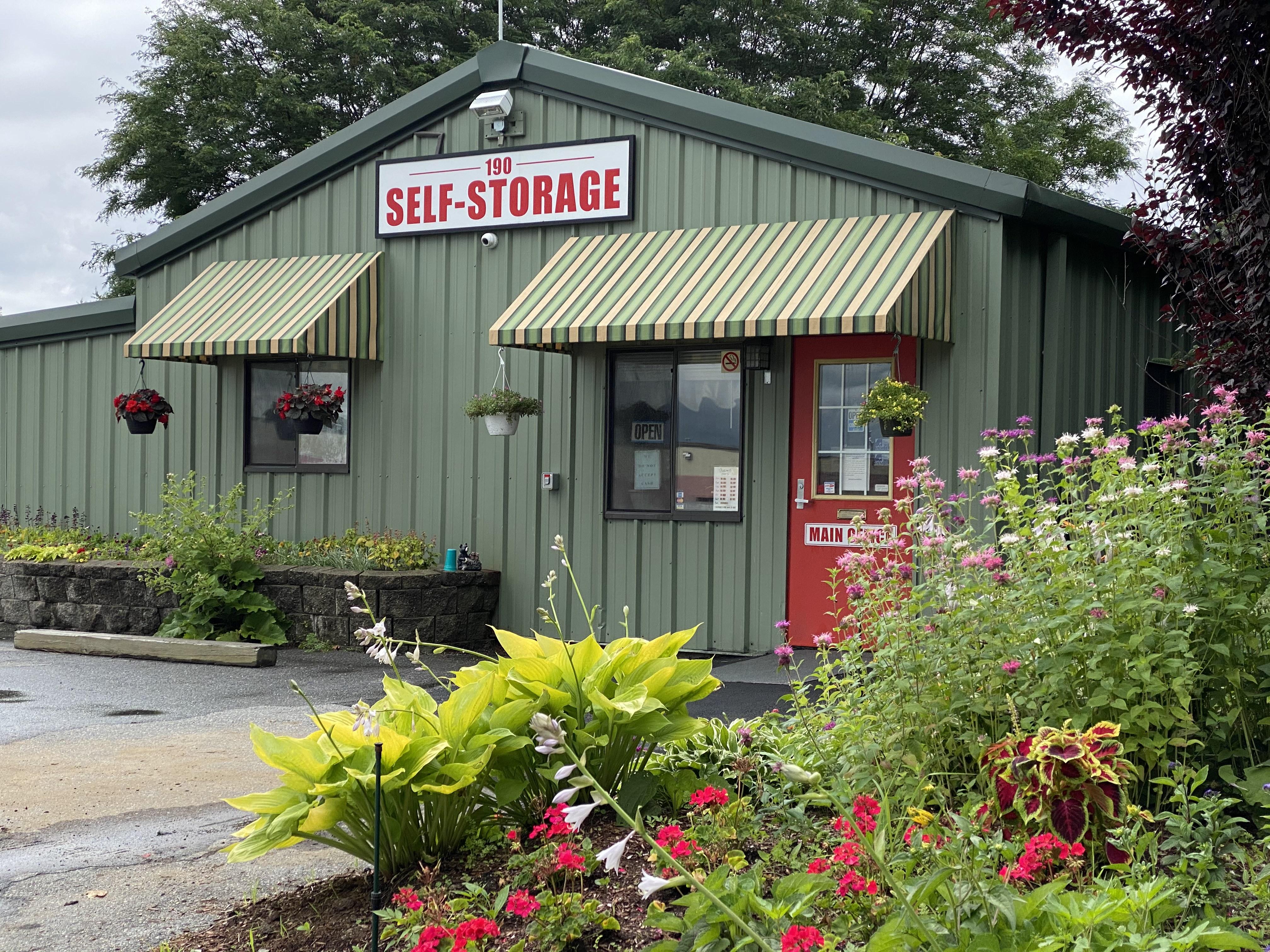 190 Self Storage