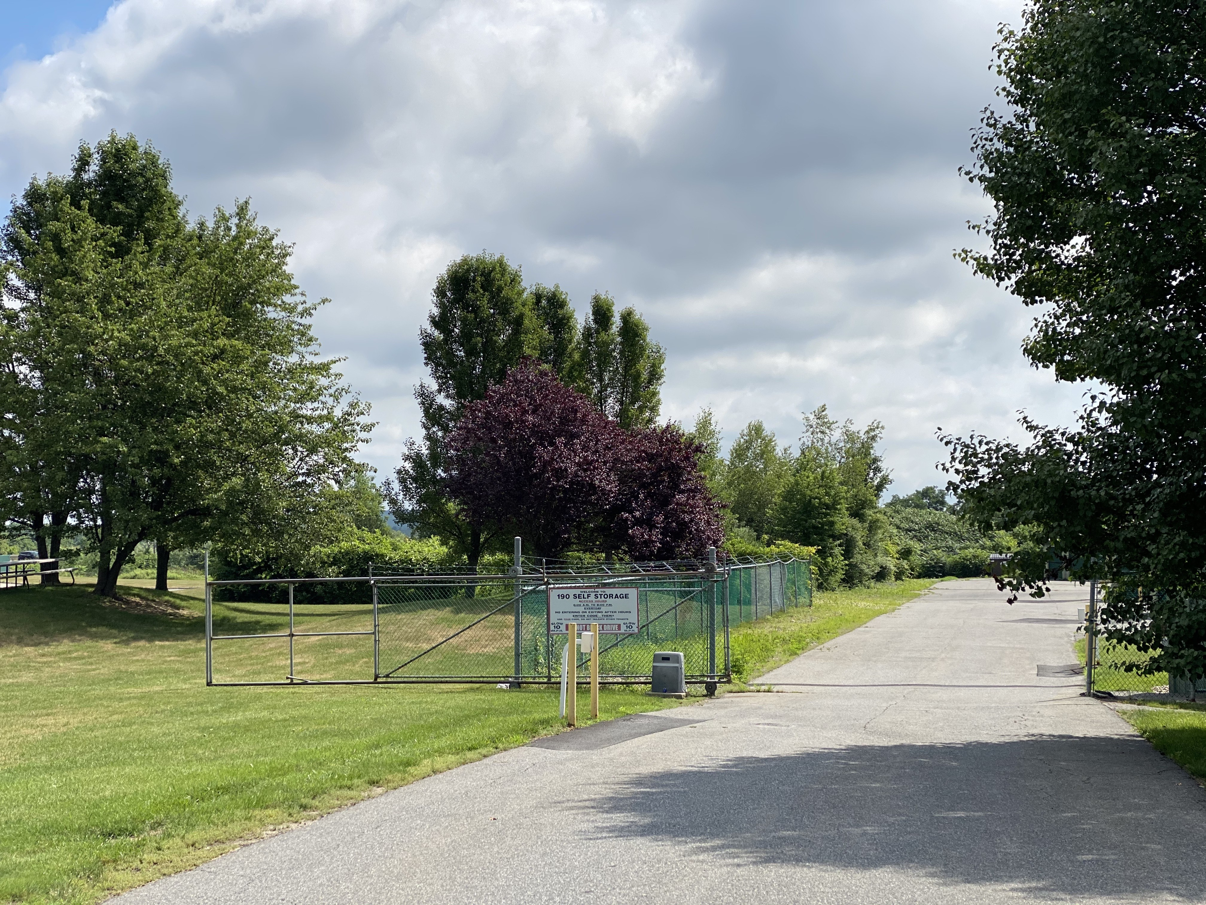 Fenced & Gated in Sterling, MA