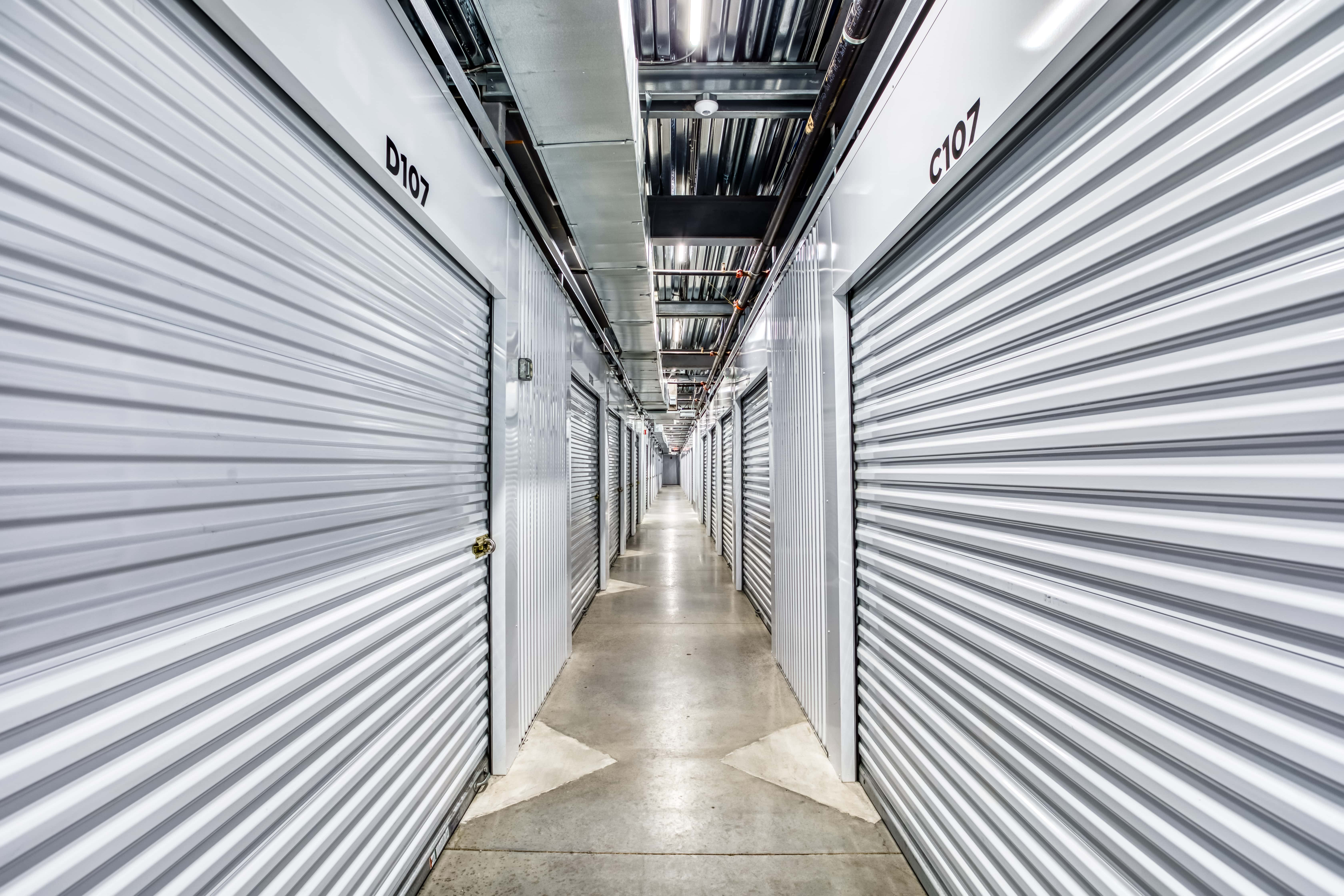 Temperature Controlled Self Storage in Fort Mill SC