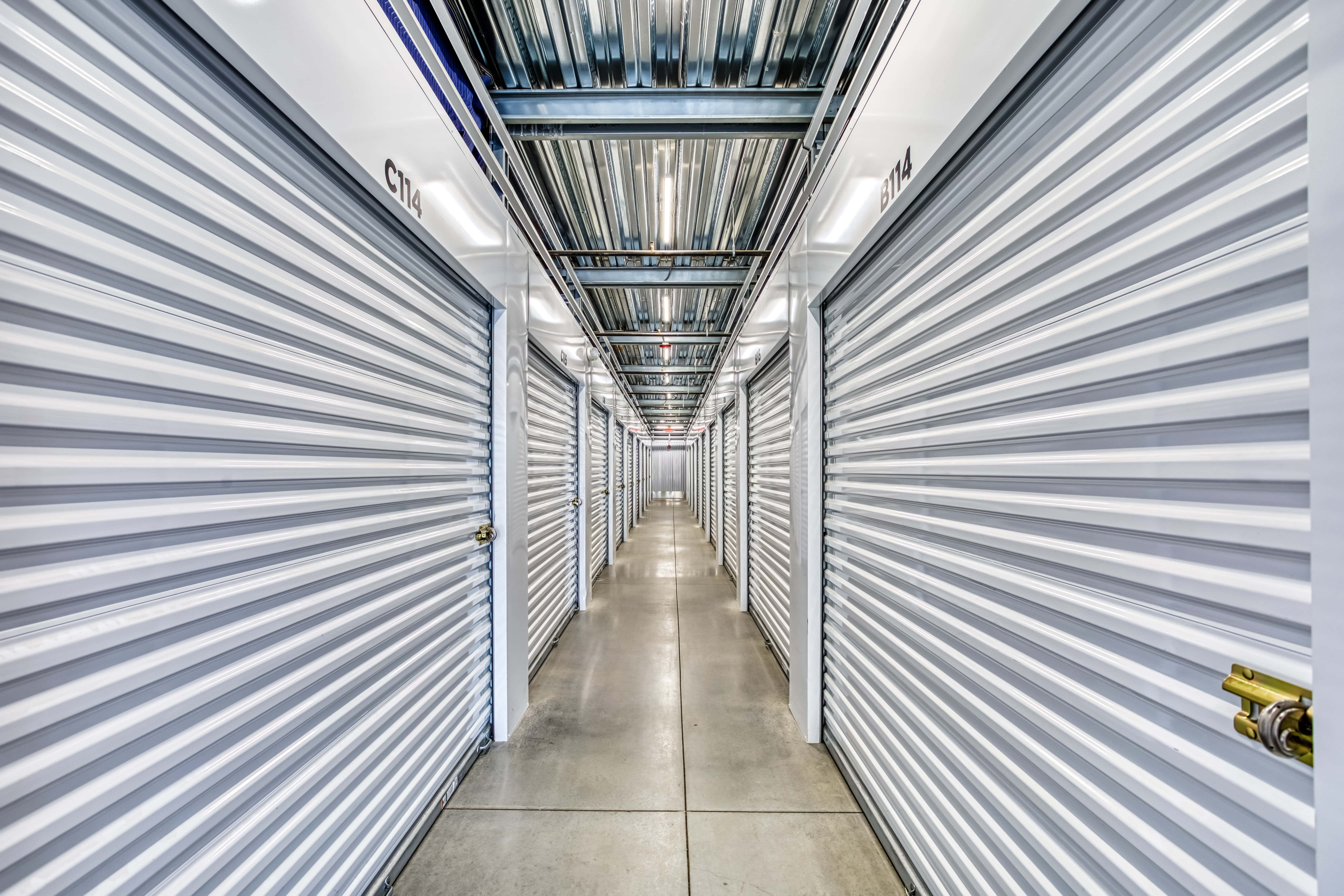 Indoor Storage Units in Fort Mill SC