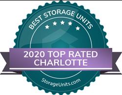 Best Storage Units in Charlotte NC