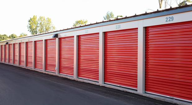 Kalamazoo Storage Unit Doors