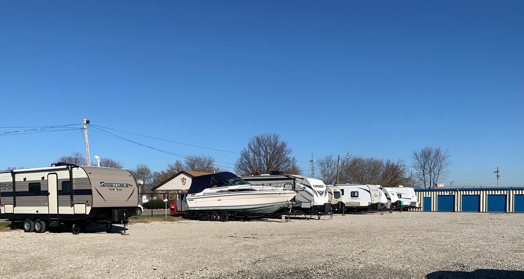 Boat and RV Storage Lafayette, IN