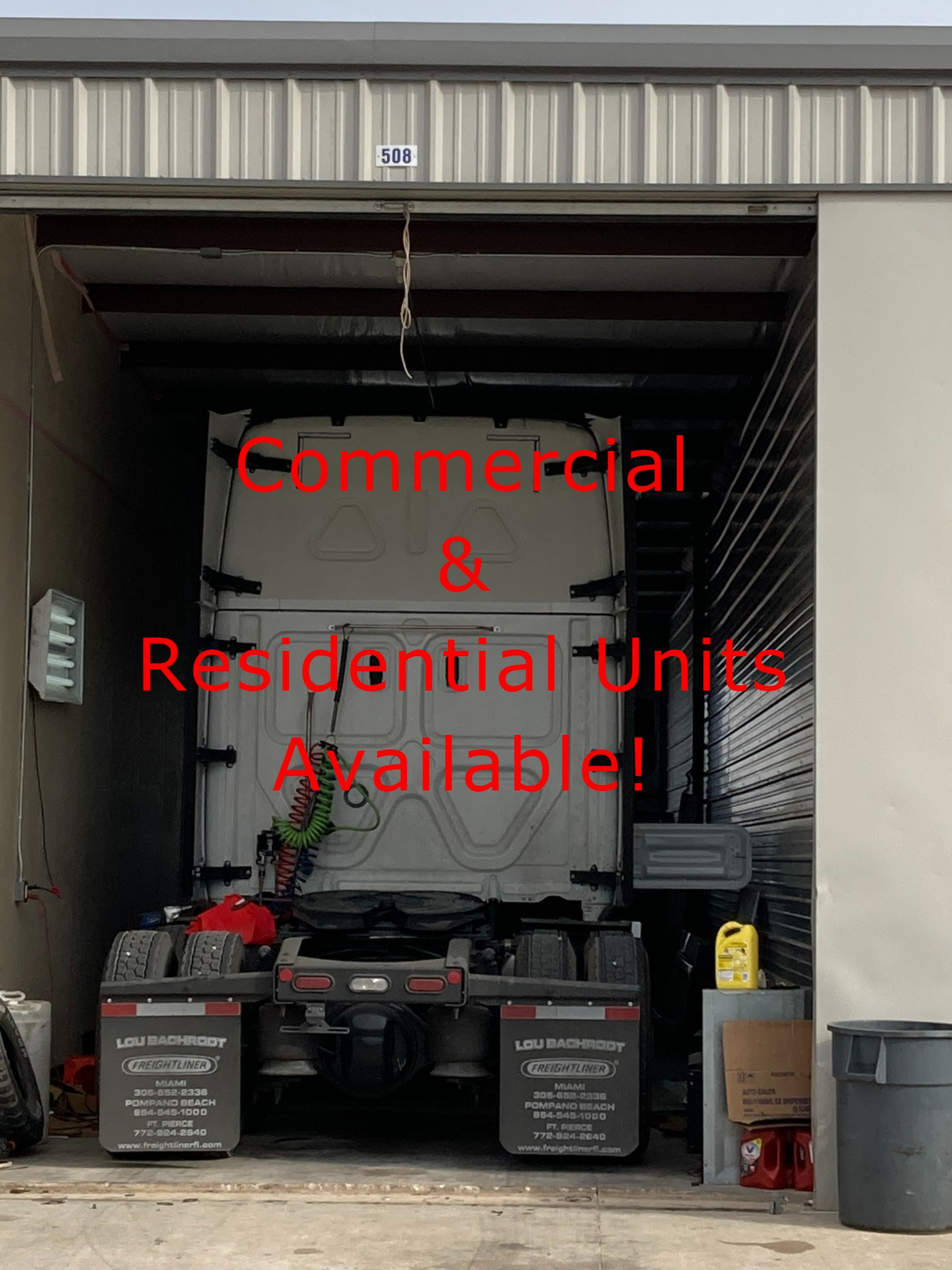 APublix Self Storage Units