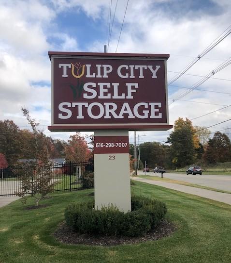 Tulip City Self Storage Facility