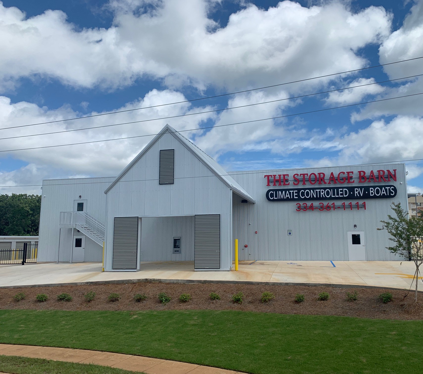 The Storage Barn LLC - Open 24 Hours