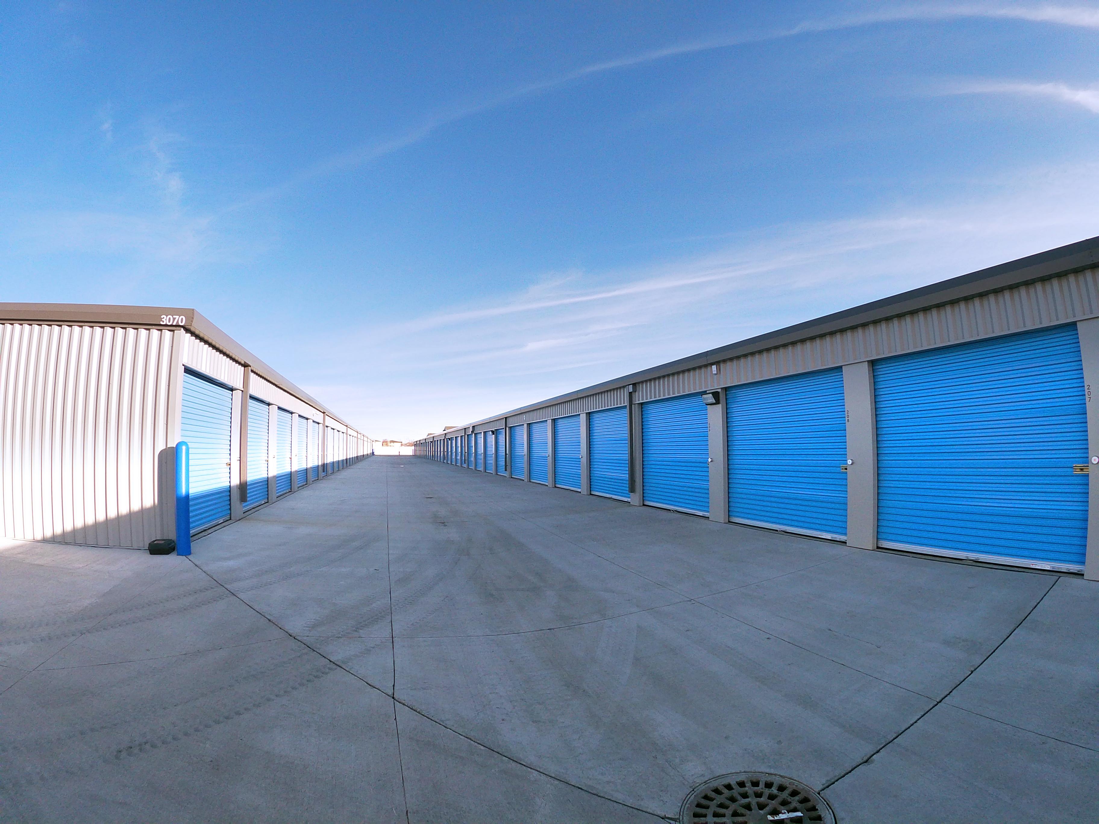 Garage Row