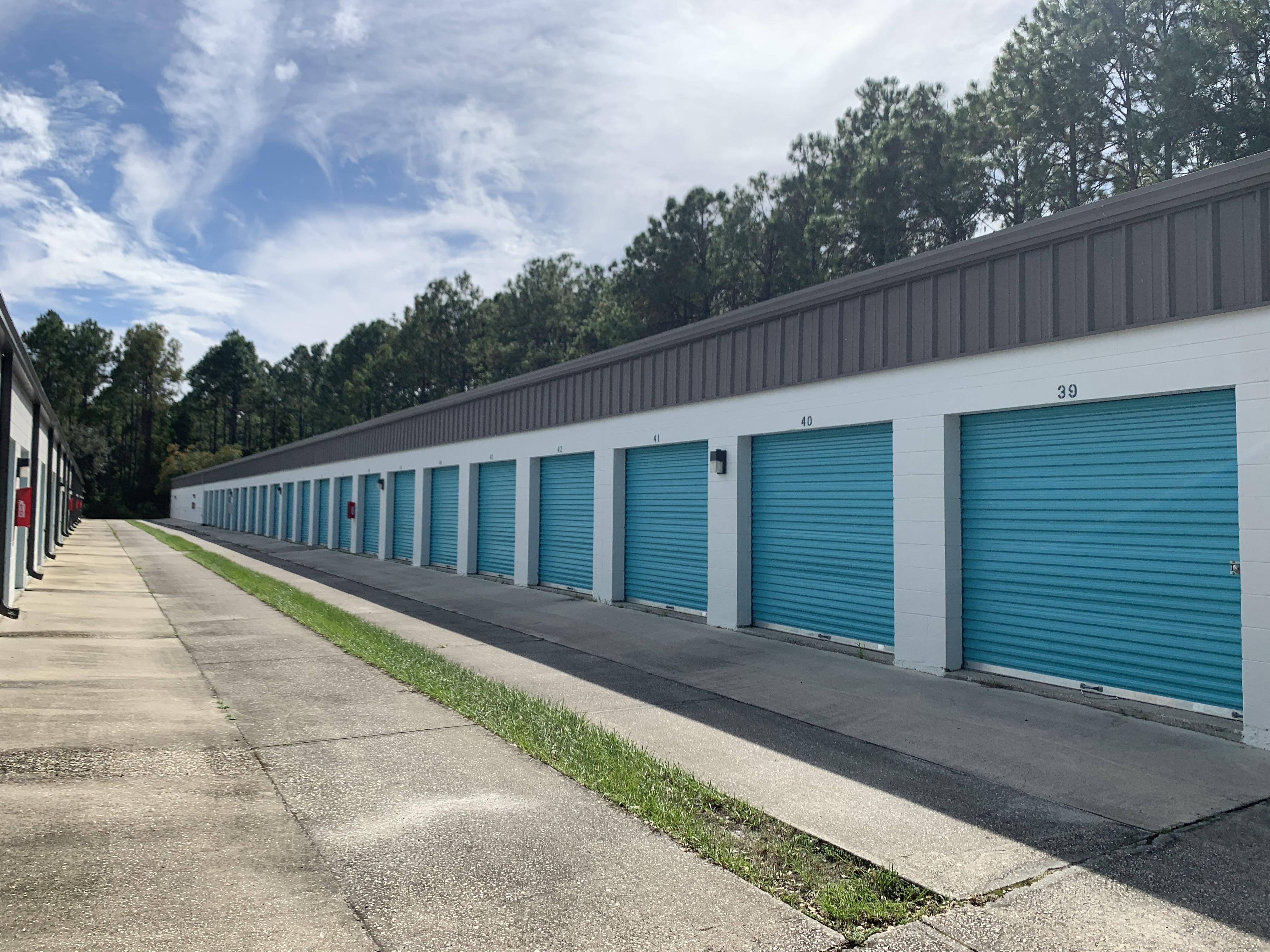 Drive up storage in Palm Coast, FL