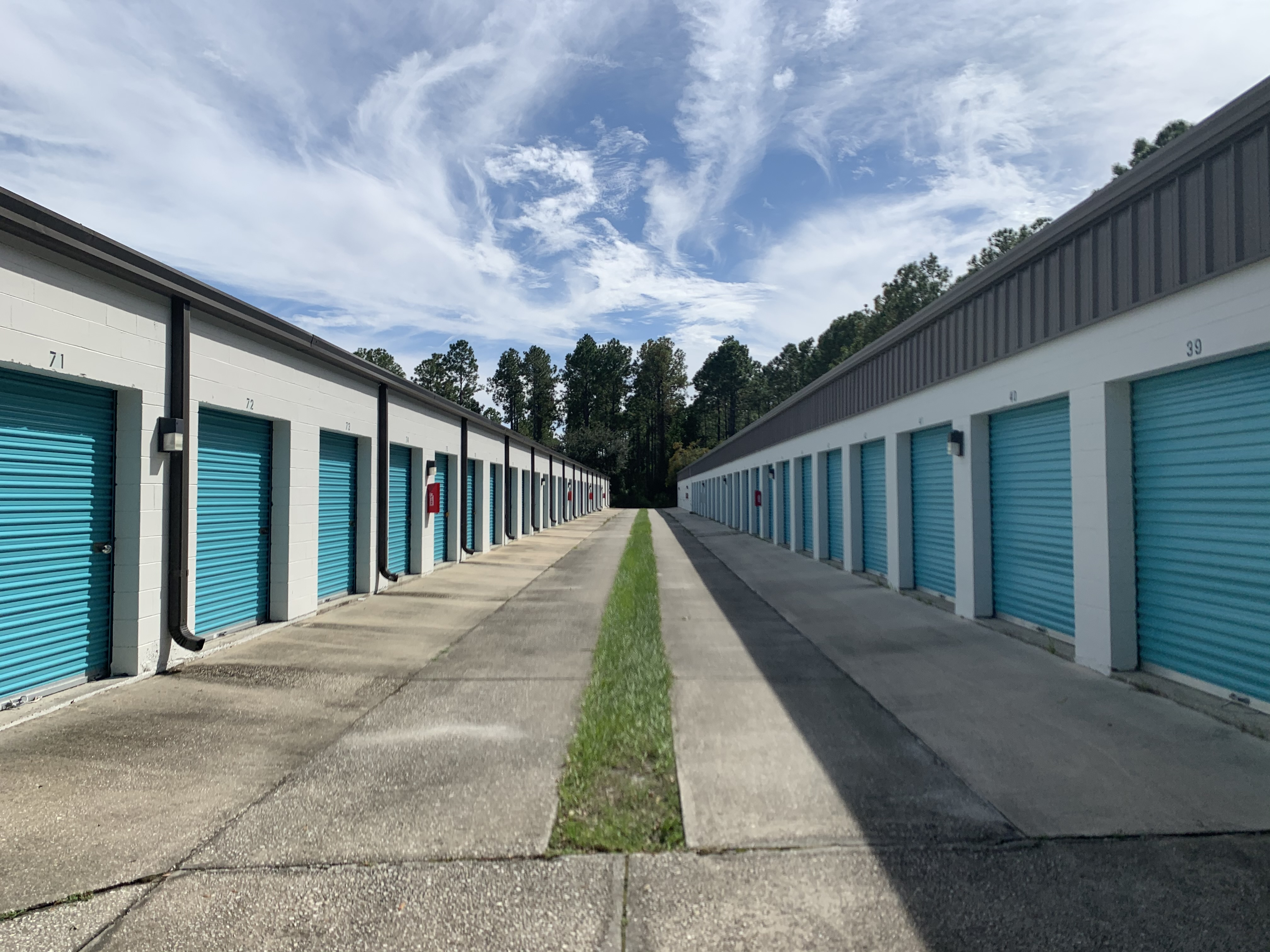 Self storage in Palm Coast, FL