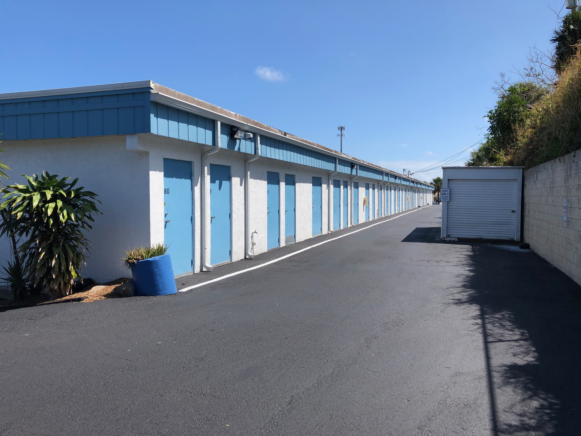 Drive Up Storage Units in Jensen Beach FL