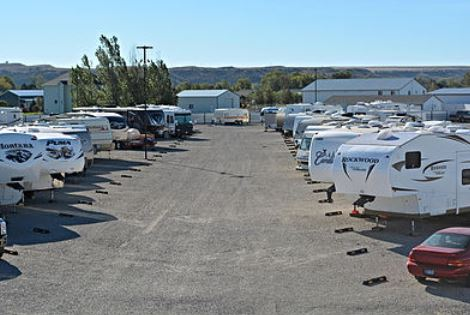 Vehicle Storage in Billings, MT
