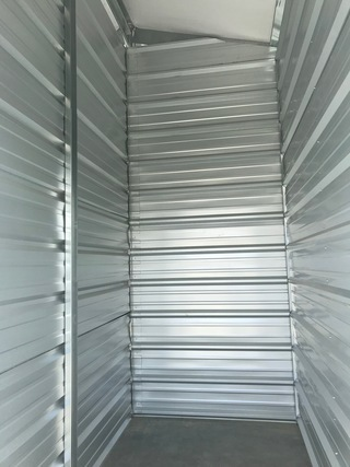 inside of a storage unit groveport