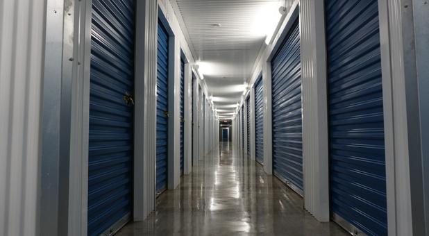 Storage units in Huntsville, TX