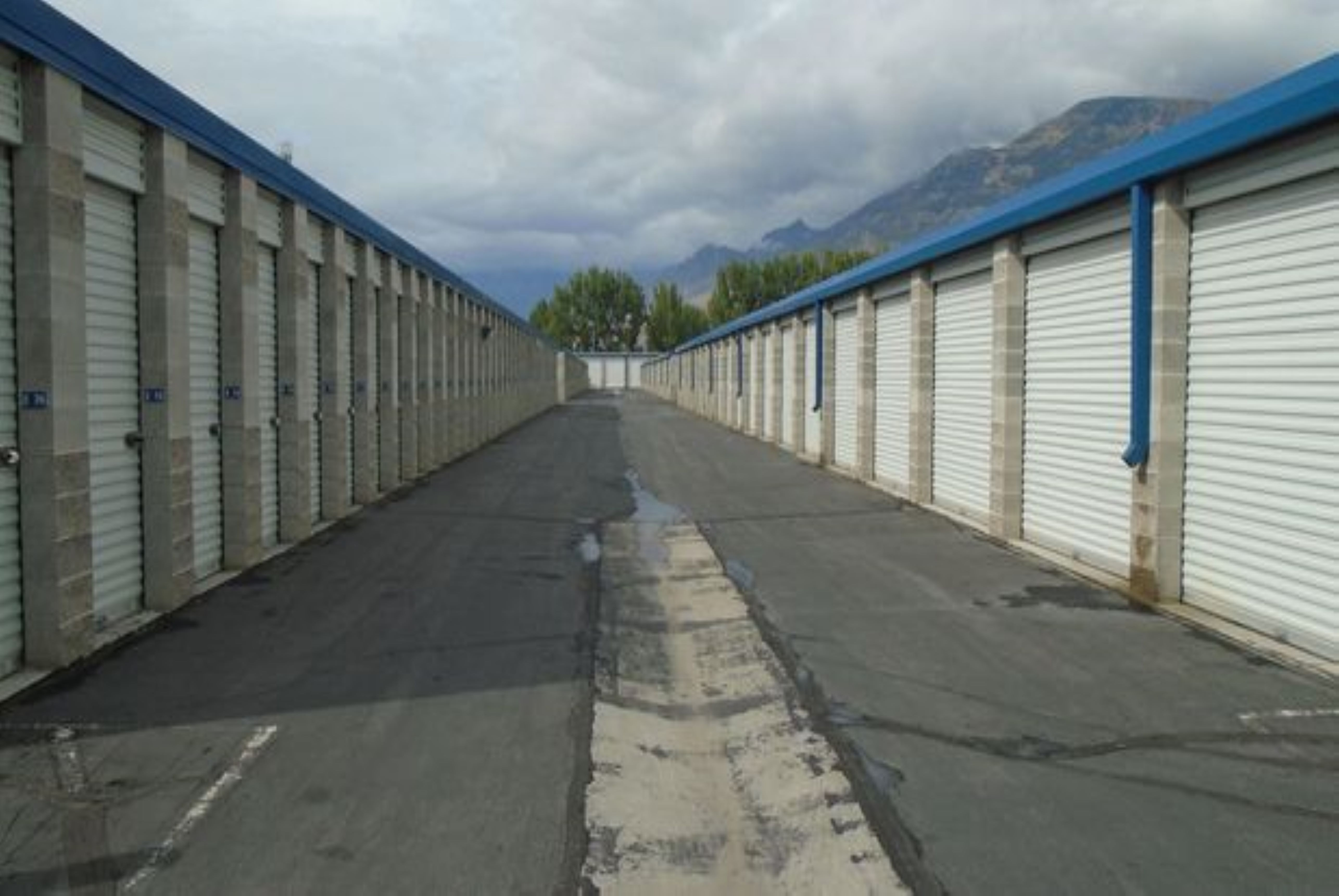 Drive Up Self Storage in Pleasant Grove, UT