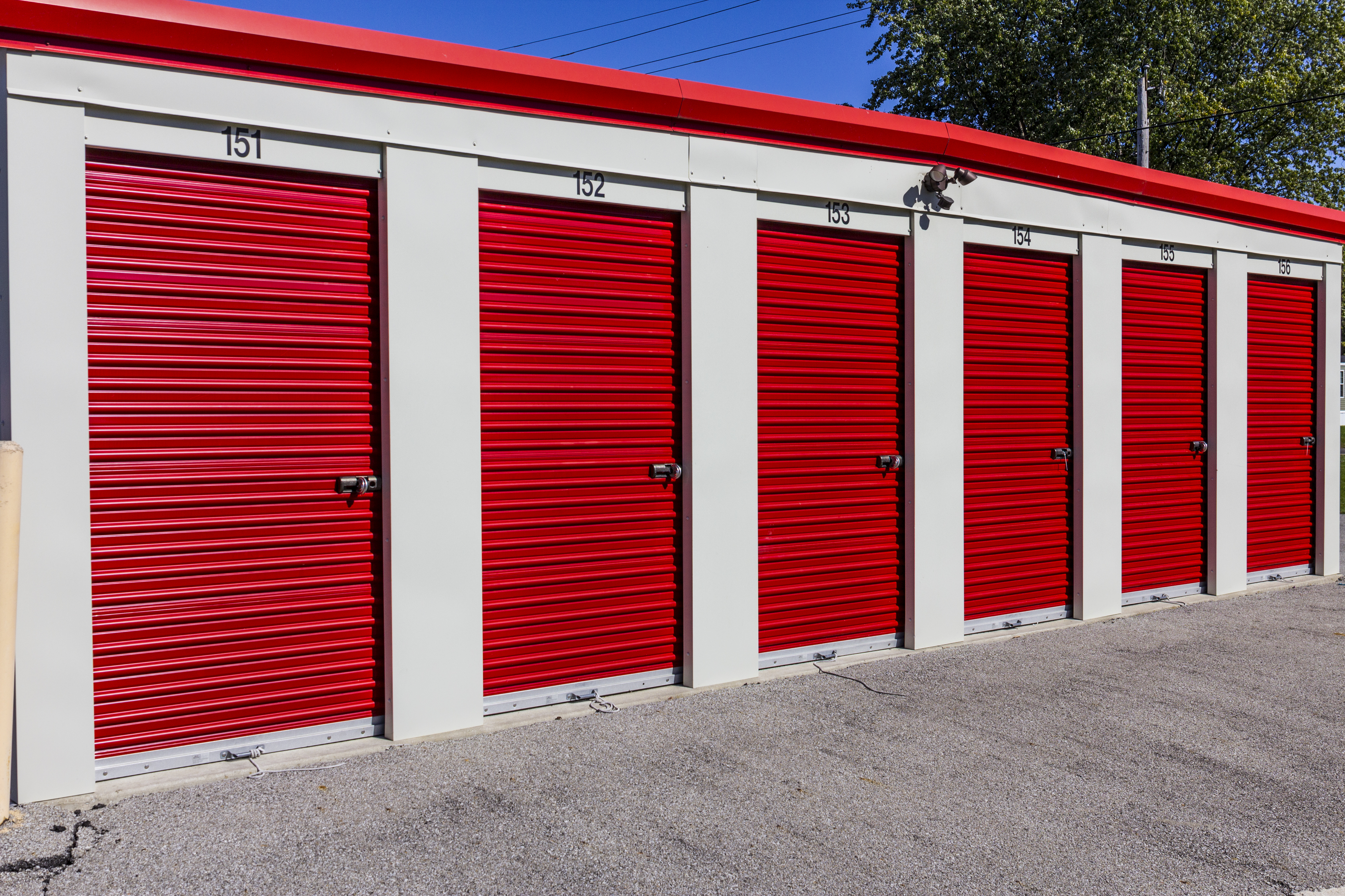 outdoor self storage, granbury tx