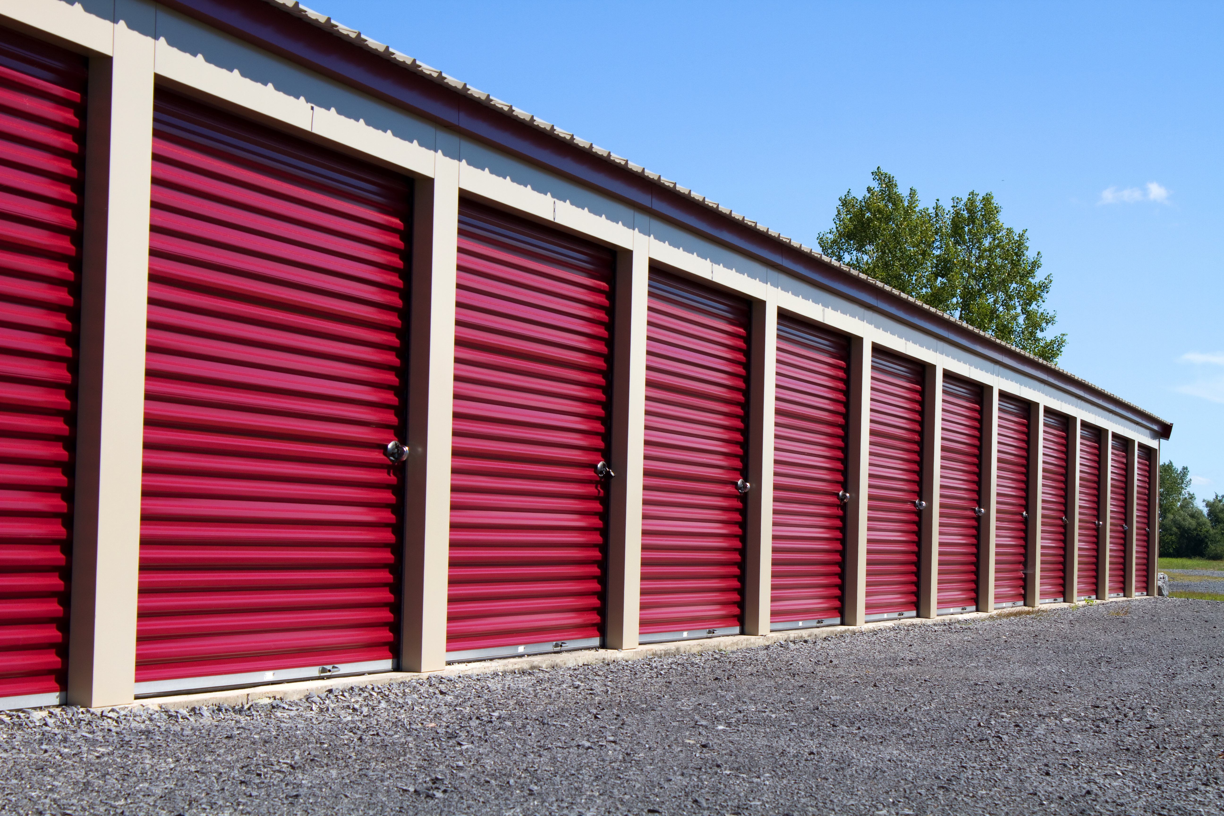 Self storage in Granbury, TX